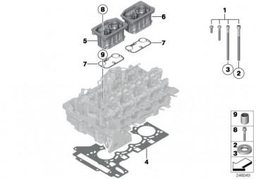 Zylinderkopfdichtung asbestfrei 1,00MM (+0,3) (11128676514)