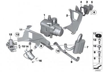 Standheizgerät Benzin  7er 5er 6er  (64129242144)