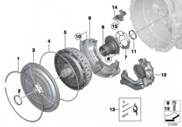 Zylinderschraube M6X25           1er 3er 4er 5er 6er Z4  (28407842848)