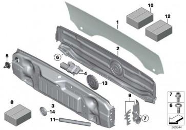Reparatursatz Antrieb  6er  (54347310629)