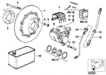 Bremsleitung  R  (34321452586)