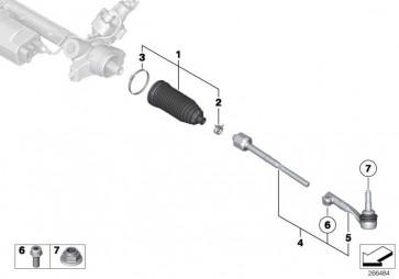 Reparatursatz Faltenbalg TRW             1er 3er X1  (32102353823)