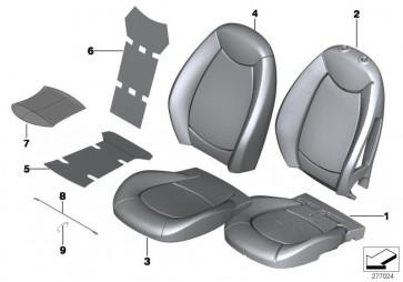 Bezug Sitz Leder links T9IN CARBON     (52109808643)