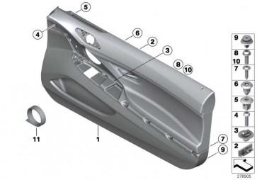 Torxschraube für Kunststoff  1er 2er 3er 4er 6er  (07147277470)