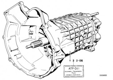 Austausch 5 Gang Schongang-Getriebe 260/5.10-TNT    (23001221206)
