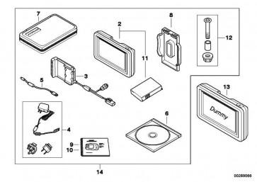bmw motorrad navigator iv 77527721938. Black Bedroom Furniture Sets. Home Design Ideas
