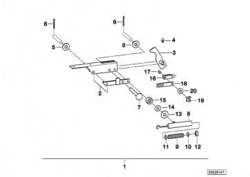 Sechskantmutter M12-8-ZNS3 (07119904038)