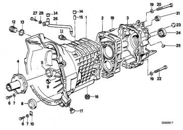 Rückfahrlichtschalter M12X1.5         1er 3er 5er 6er 7er 8er X1 X3 X5 Z3 Z4 Z8 MINI  (23147524811)