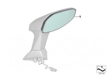 Spiegelglas asphärisch rechts  K19 K17  (77318527286)
