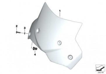 Linsenflanschkopfschraube M5X18 A2-70     K70 K72  (46637653066)
