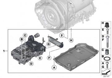 Reparatursatz Mechatronik  1er 2er 3er 4er 5er X3 X4 X5  (24347647840)