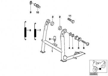 Senkschraube M10X30MK  (07119906134)