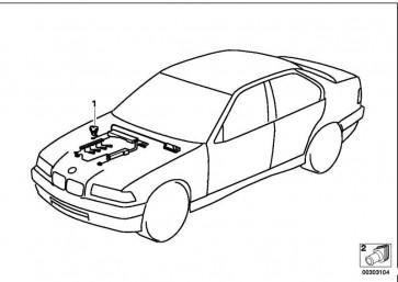 Kabelbaum Motor DME  3er  (12511406121)
