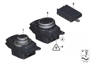 Controller TOUCH  1er 2er 3er 4er 5er 7er X3 X4 X5  (65829350723)