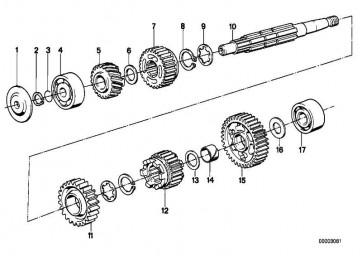 Sprengring  R R50/5-R90S   (23211235006)