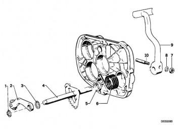Feder  R R50/5-R90S   (23511231682)