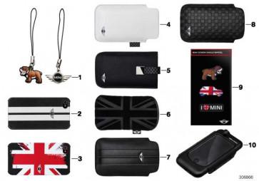 MINI Bike iPhone Case BLACK  (80922321286)