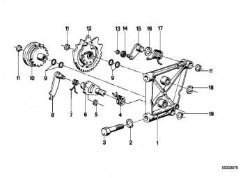 O-Ring  R R50/5-R90S   (23311232599)