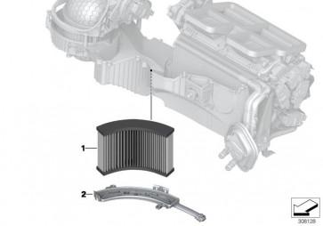 Filter, Innenraumluft CareMetix® (MAH-LAO 812)