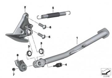 Linsenkopfschraube M10X30-8.8-MK K70 K72 K75  (46538541983)