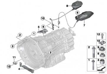 Sensor Kurbelwelle  5er 6er 7er X5 X6  (13628673788)