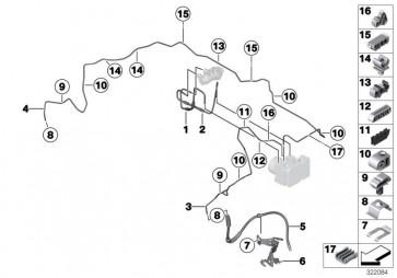 Rohrleitung mit Druckschlauch (34326872652)