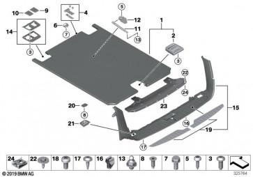 Einlegeboden Gepäckraum OYSTER (51477234724)