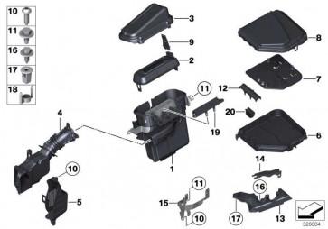 E-Box mit Belüftung  5er 7er  (12907808115)