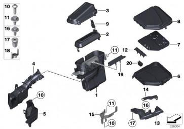 Frontendkanal Steuergerätebox (12907555146)