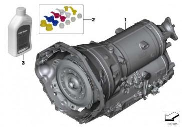 Austausch Automatikgetriebe EH GA8HP70Z        5er  (24007644633)