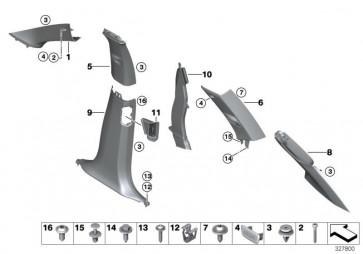 Blende D-Säule oben links SCHWARZ (51437848995)