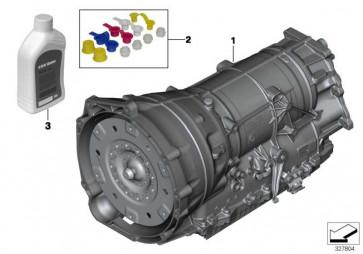 Austausch Automatikgetriebe EH GA8HP70X X3 3er  (24007642125)