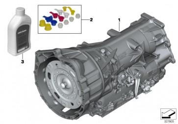 Austausch Automatikgetriebe EH GA8HP45X (24008615595)