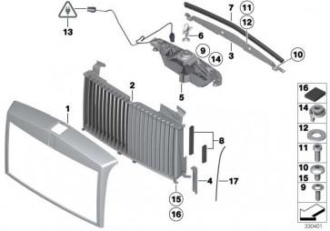 Schraube Innentorx M8X20-PC-8.8    MINI 1er 3er 4er  (07129905491)