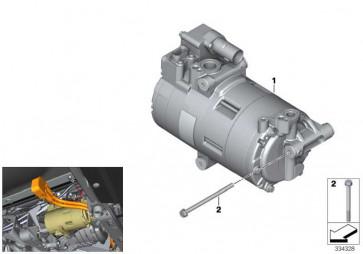 Elektrischer Klimakompressor  i3  (64526830620)