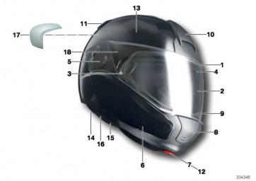 Visier Helm 6 SAA  (76318529161)