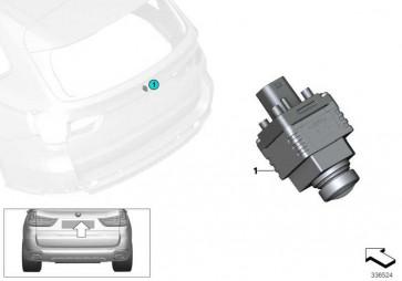 Rückfahrkamera VALEO X3 X5 X4 2er X6 X1 7er MINI i3  (66536821230)