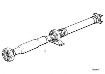 Gelenkwelle 5 Gang Schongang Getriebe L=1526MM        3er  (26101226427)