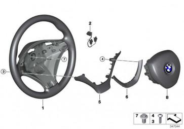 Airbagmodul Fahrerseite  X5 X6  (32306884650)