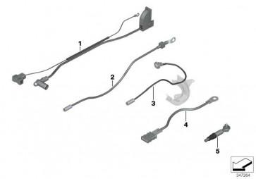 Rep.-Kabel B+  1er 3er X1 Z4  (61139321691)
