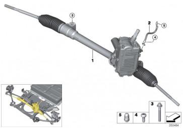 Austausch Lenkgetriebe elektrisch (32107915512)