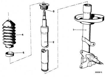 Stossdämpfer-Einsatz MOTORSPORT      3er  (31322205731)