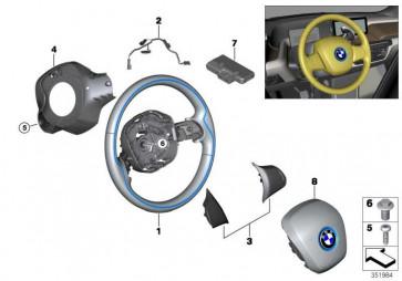Airbagmodul Fahrerseite  i3  (32306870364)