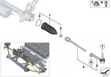 Klemmschraube M12X1X32-10.9   (32106859022)
