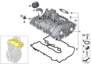 Zylinderkopfhaube  i8  (11122404440)