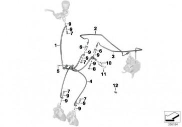 Hohlschraube M10X1           K73 K70 K72 K75  (34327700996)