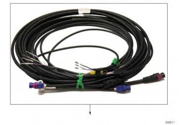 Rep.-Modul Audio player  3er 5er 6er  (61119278991)