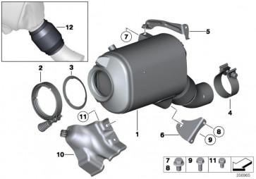 AT-Katalysator motornah EU3             (18303414900)