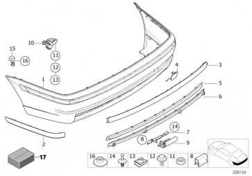 Rahmen M               3er  (51122251375)