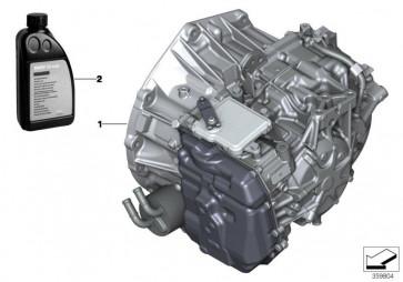 Austausch Automatikgetriebe EH GA6F21AW (24009486606)